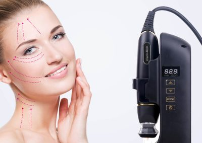 Newest Home Use Fractional RF Skin Tightening Machine LB410